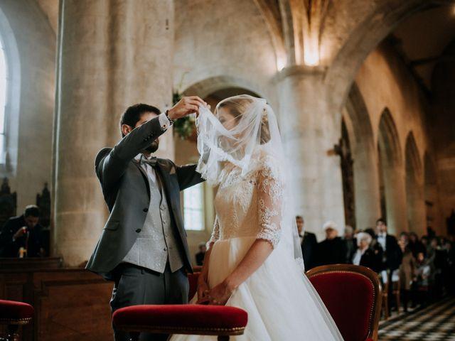 Le mariage de Joseph et Camille à Attichy, Oise 37