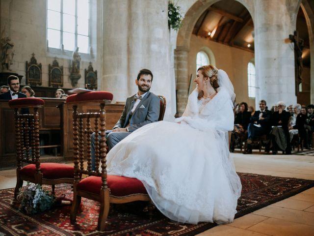 Le mariage de Joseph et Camille à Attichy, Oise 43
