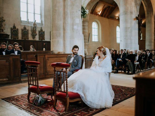 Le mariage de Joseph et Camille à Attichy, Oise 44