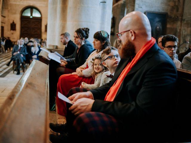 Le mariage de Joseph et Camille à Attichy, Oise 45