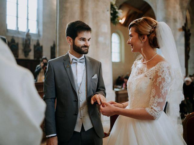 Le mariage de Joseph et Camille à Attichy, Oise 48