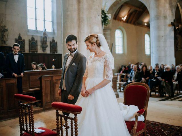 Le mariage de Joseph et Camille à Attichy, Oise 50