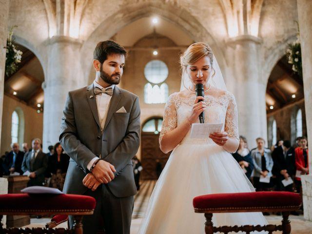 Le mariage de Joseph et Camille à Attichy, Oise 51