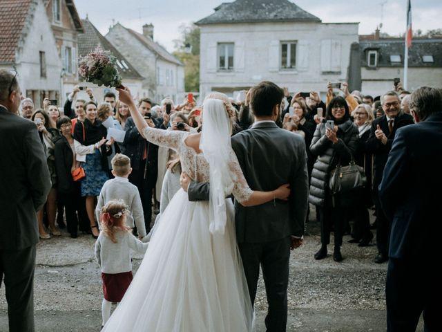 Le mariage de Joseph et Camille à Attichy, Oise 57