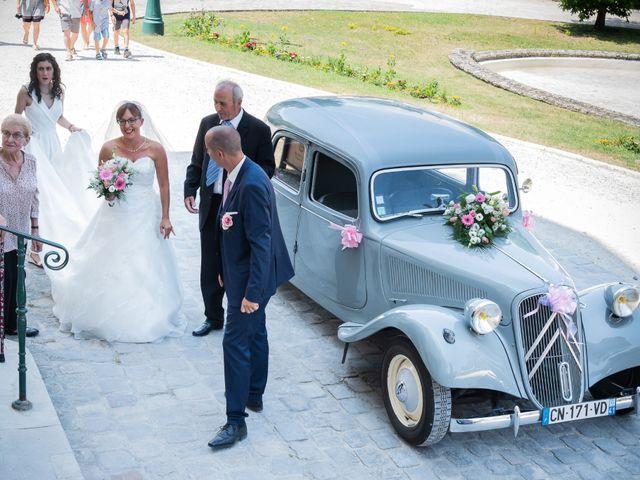 Le mariage de Jérome et Emilie à Romorantin-Lanthenay, Loir-et-Cher 5
