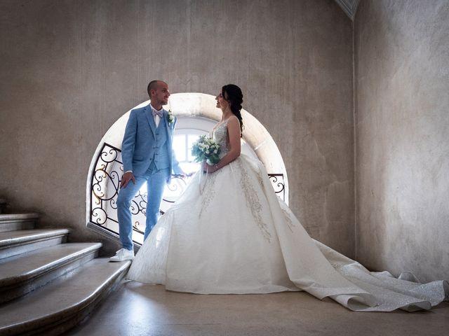 Le mariage de Dina et Valentin
