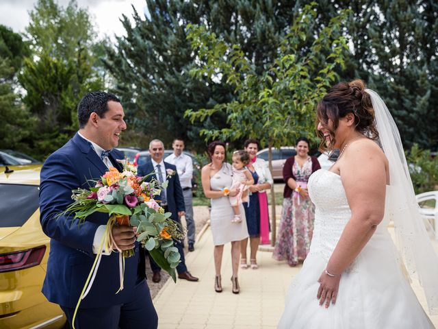 Le mariage de Vincent et Delphine à Saint-Maximin-la-Sainte-Baume, Var 13