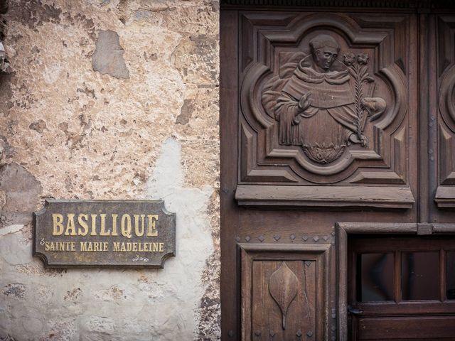 Le mariage de Vincent et Delphine à Saint-Maximin-la-Sainte-Baume, Var 14