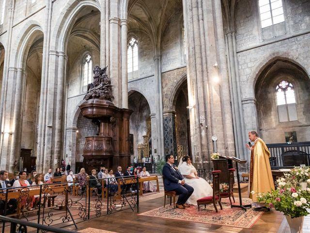 Le mariage de Vincent et Delphine à Saint-Maximin-la-Sainte-Baume, Var 24