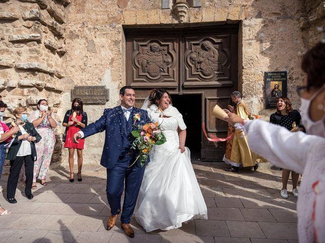 Le mariage de Vincent et Delphine à Saint-Maximin-la-Sainte-Baume, Var 2