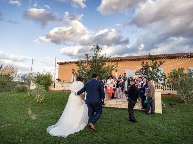 Le mariage de Vincent et Delphine à Saint-Maximin-la-Sainte-Baume, Var 40