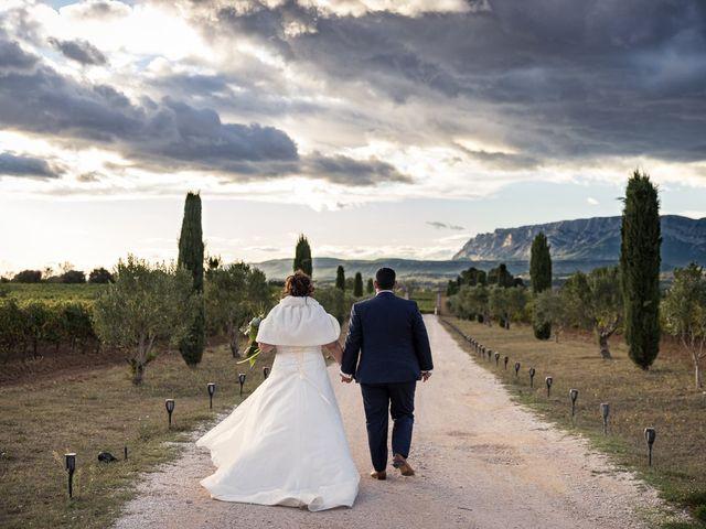 Le mariage de Vincent et Delphine à Saint-Maximin-la-Sainte-Baume, Var 43