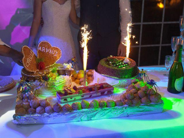 Le mariage de Arnaud et Cyrille à Maison Rouge, Seine-et-Marne 25
