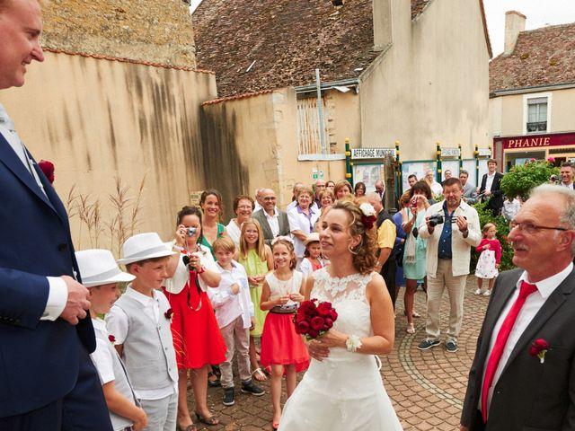 Le mariage de Frédéric et Véronique à Tuffé, Sarthe 21