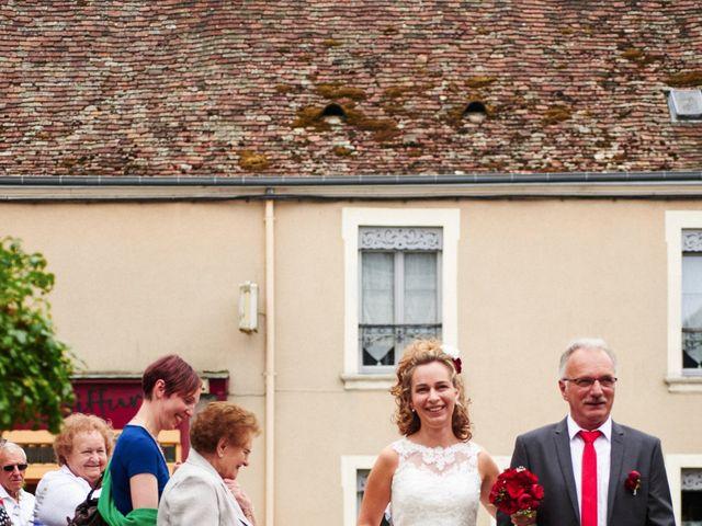 Le mariage de Frédéric et Véronique à Tuffé, Sarthe 22