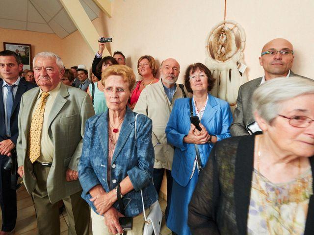 Le mariage de Frédéric et Véronique à Tuffé, Sarthe 31