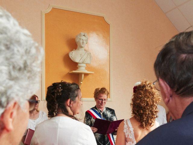 Le mariage de Frédéric et Véronique à Tuffé, Sarthe 40