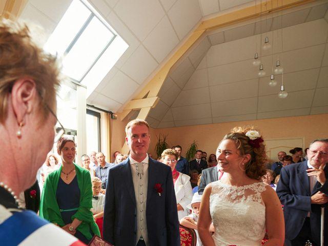 Le mariage de Frédéric et Véronique à Tuffé, Sarthe 44