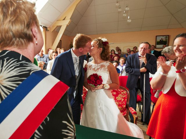 Le mariage de Frédéric et Véronique à Tuffé, Sarthe 46