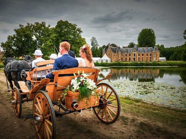Le mariage de Frédéric et Véronique à Tuffé, Sarthe 61