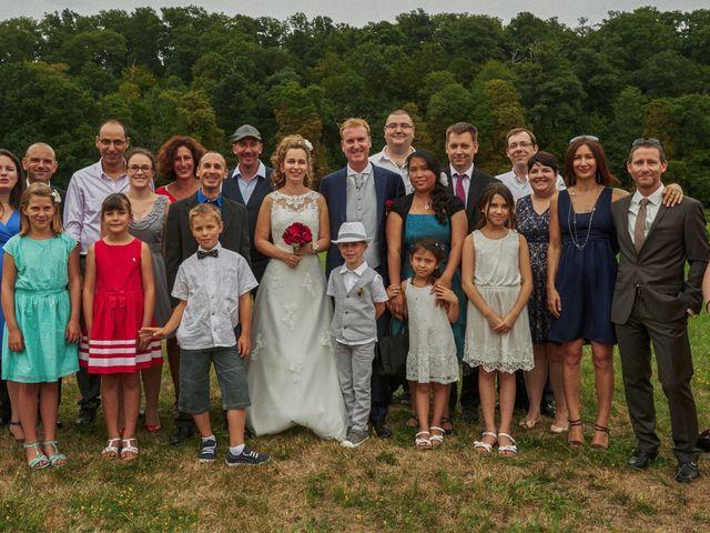 Le mariage de Frédéric et Véronique à Tuffé, Sarthe 84