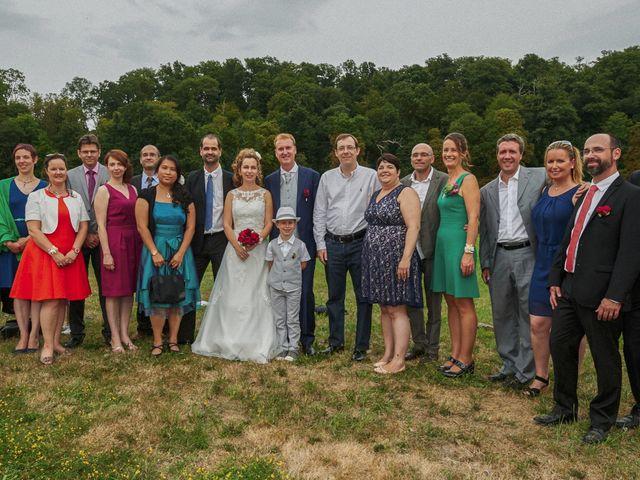 Le mariage de Frédéric et Véronique à Tuffé, Sarthe 85