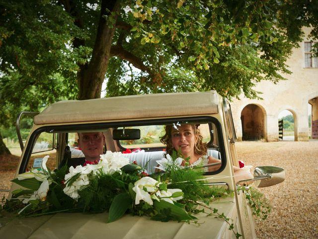 Le mariage de Frédéric et Véronique à Tuffé, Sarthe 102