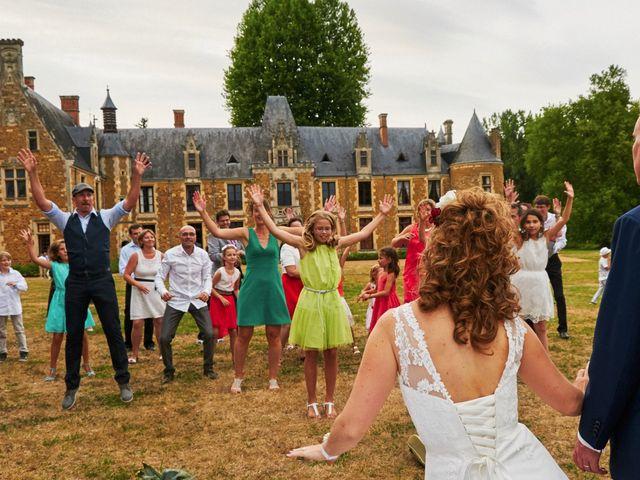 Le mariage de Frédéric et Véronique à Tuffé, Sarthe 115