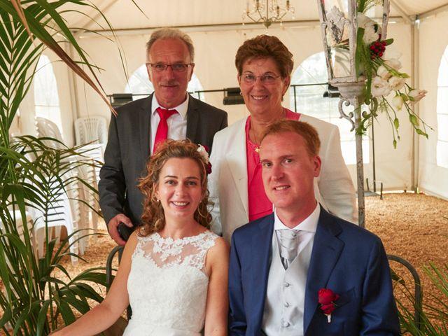 Le mariage de Frédéric et Véronique à Tuffé, Sarthe 122