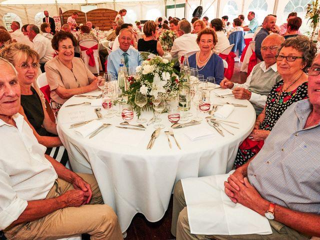 Le mariage de Frédéric et Véronique à Tuffé, Sarthe 140