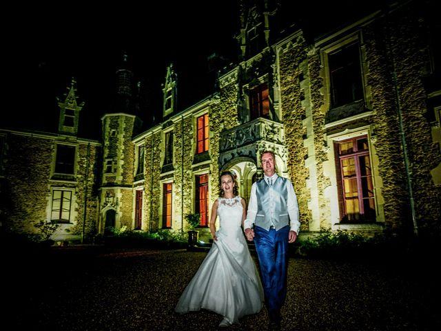 Le mariage de Frédéric et Véronique à Tuffé, Sarthe 160