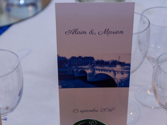 Le mariage de Alain et Marion à Vaujours, Seine-Saint-Denis 7