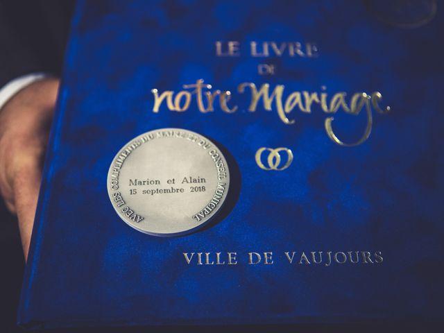 Le mariage de Alain et Marion à Vaujours, Seine-Saint-Denis 25