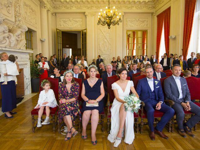 Le mariage de Mathieu et Elise à Reims, Marne 9