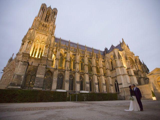 Le mariage de Mathieu et Elise à Reims, Marne 35