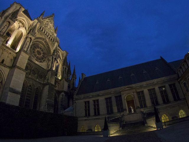 Le mariage de Mathieu et Elise à Reims, Marne 38