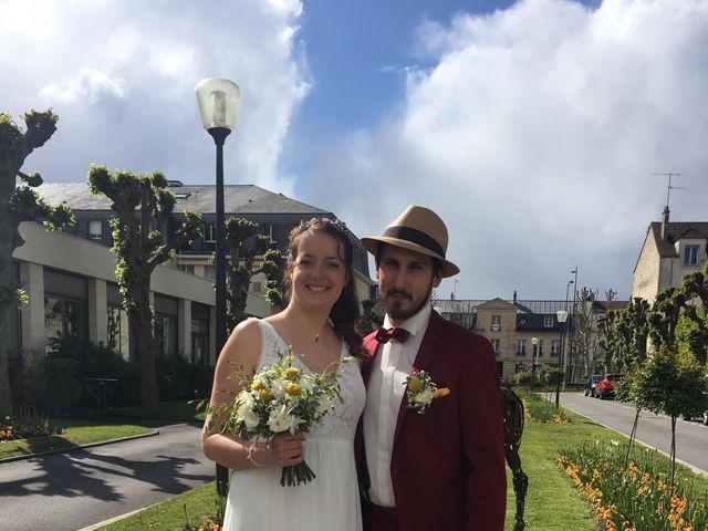 Le mariage de Julien  et Florence à Chantilly, Oise 1