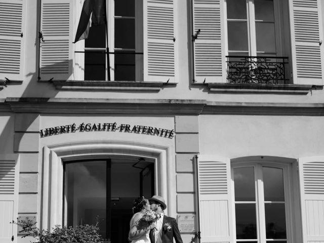 Le mariage de Julien  et Florence à Chantilly, Oise 2