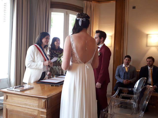 Le mariage de Julien  et Florence à Chantilly, Oise 3