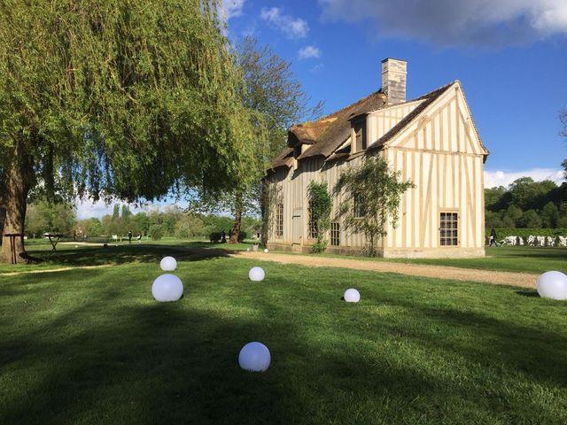 Le mariage de Julien  et Florence à Chantilly, Oise 4