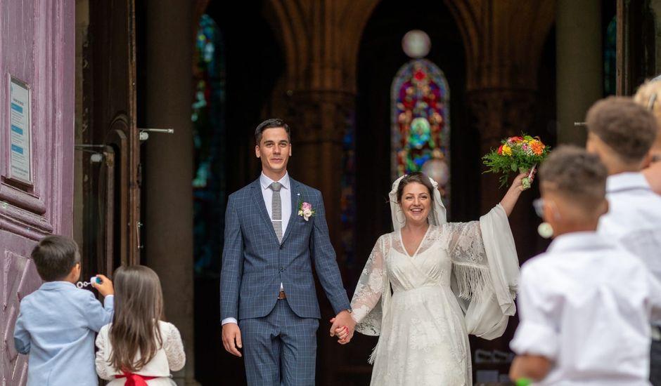 Le mariage de Julien  et Mélaine à Pontcarré, Seine-et-Marne