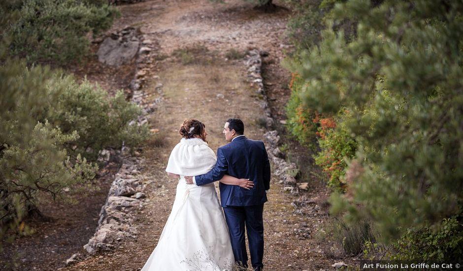 Le mariage de Vincent et Delphine à Saint-Maximin-la-Sainte-Baume, Var