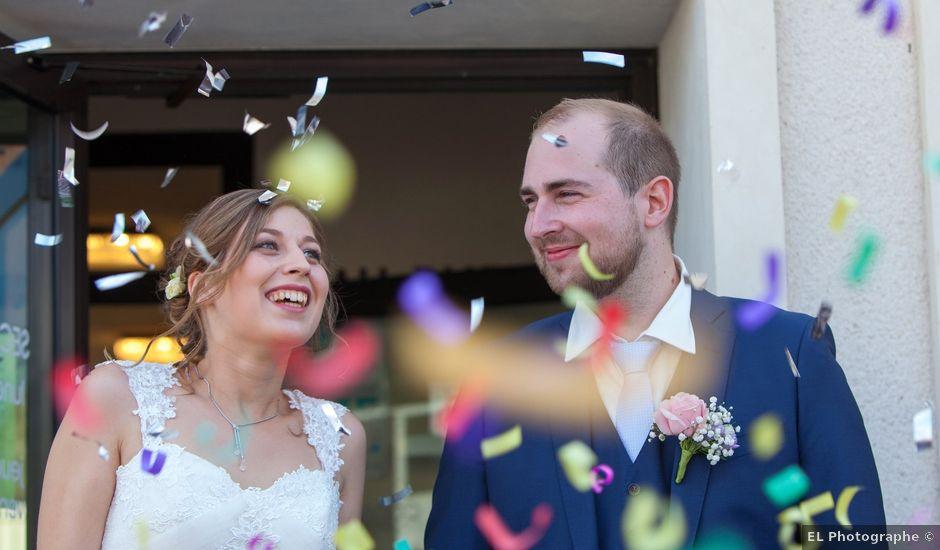 Le mariage de Arnaud et Cyrille à Maison Rouge, Seine-et-Marne