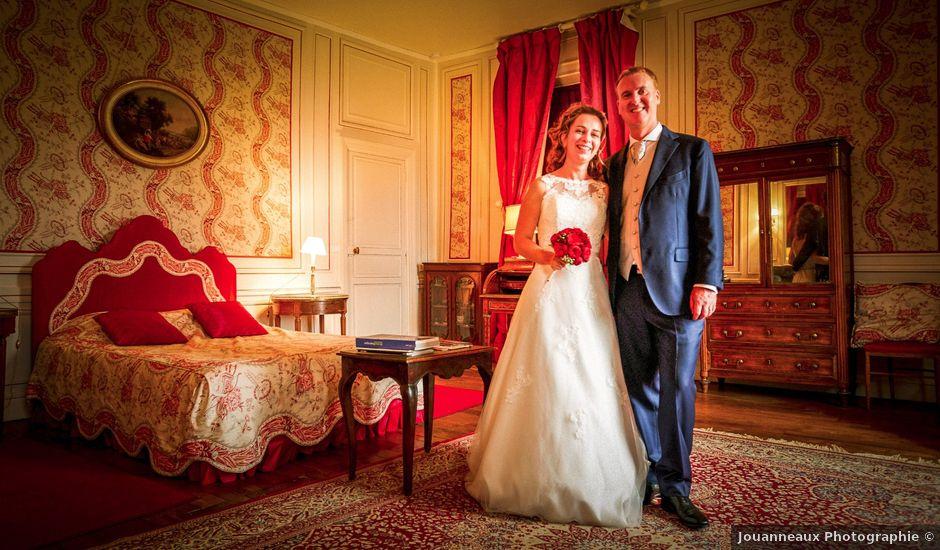 Le mariage de Frédéric et Véronique à Tuffé, Sarthe