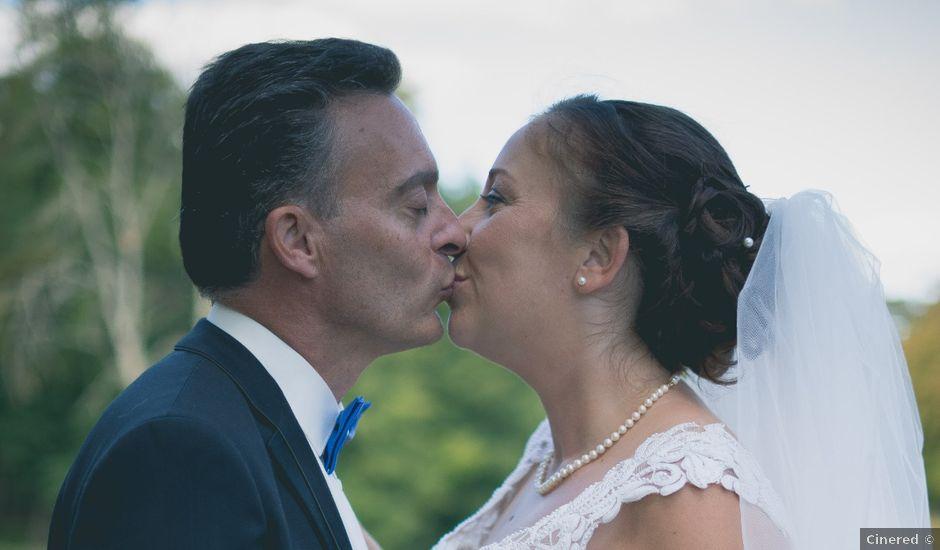 Le mariage de Alain et Marion à Vaujours, Seine-Saint-Denis