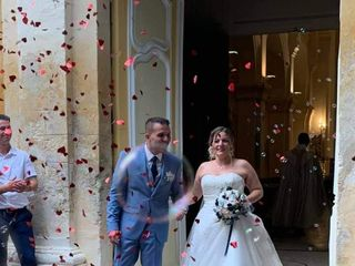 Le mariage de Christelle  et Jean Christophe 2