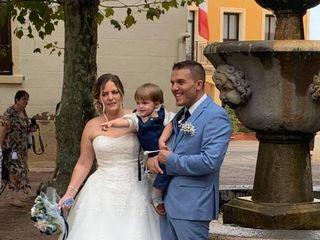 Le mariage de Christelle  et Jean Christophe 3