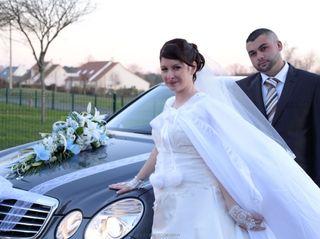 Le mariage de Tiphanie et Damien