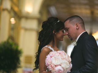 Le mariage de Asline et Adelio 1
