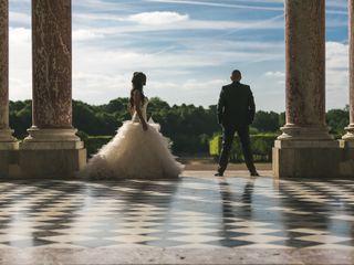 Le mariage de Asline et Adelio